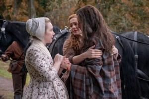 Outlander Season 5 Finale Marsali Fergus Lauren Lyle Interview