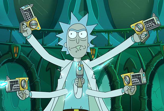 Rick And Morty Recap