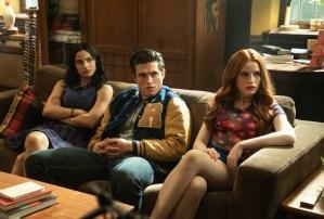 Riverdale Season 4 Finale Veronica Reggie Cheryl