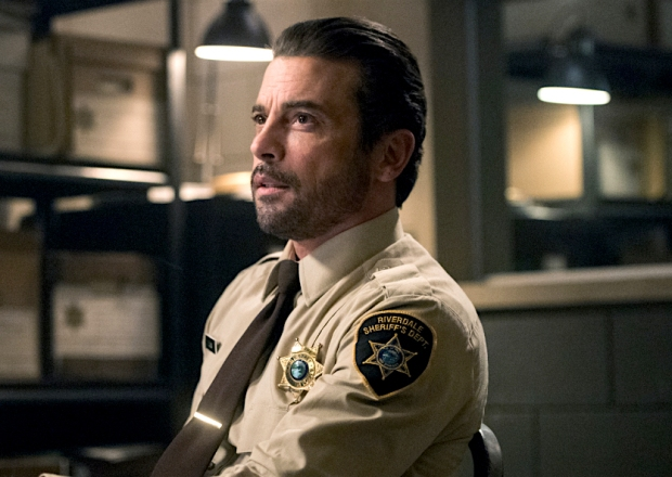 Riverdale Skeet Ulrich Leaving FP