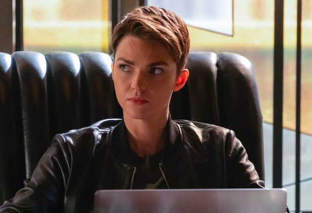 Ruby Rose Exits Batwoman