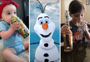 saturday night live video let kids drink olaf snl finale