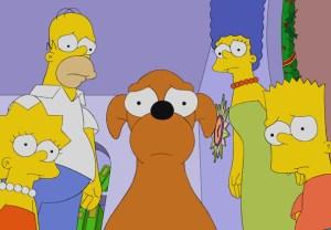TV Ratings Simpsons