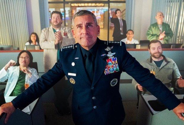 Space Force Premiere Recap Season 1 Episode 1 Netflix