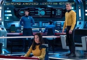 Star Trek Strange New Worlds Spinoff Discovery