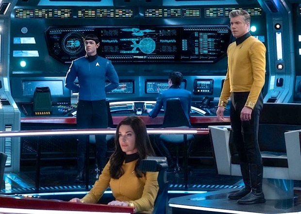 Star Trek Strange New Worlds Spinoff Discovery