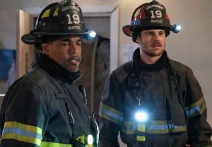 Station 19 Recap Season 3 Episode 16 Finale Andy Mother Alive