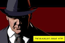 The Blacklist's Makeshift Finale to Mix Animation With Live-Action Scenes