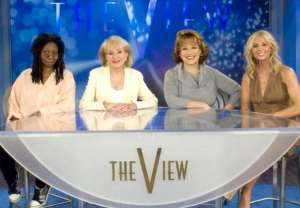 The View Scripted Miniseries Cast