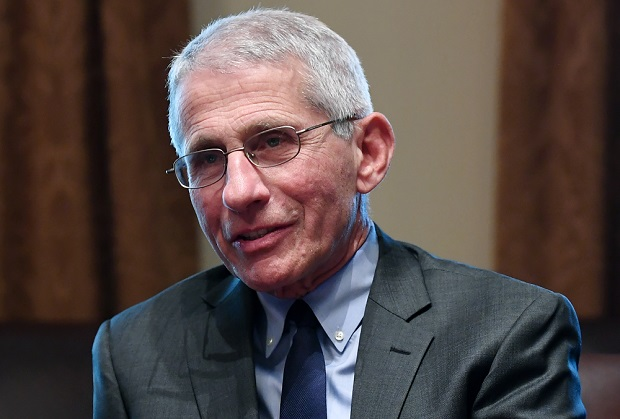 Dr. Fauci HBO Max Series
