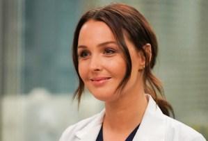Grey's Anatomy Camilla Luddington
