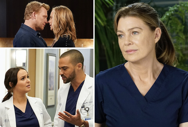 Grey S Anatomy Season 17 Burning Questions Spoilers About Meredith Tvline