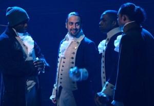 Hamilton Trailer Disney Plus