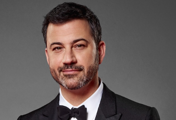 Emmys Host Kimmel 2020
