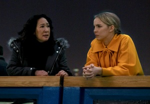 Killing Eve Season 3 Finale Eve Villanelle Bridge