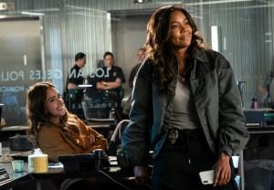 LA's Finest Season 2 - Gabrielle Union & Jessica Alba