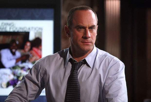 Law and Order SVU Spinoff Stabler Death Loss Organized Crime