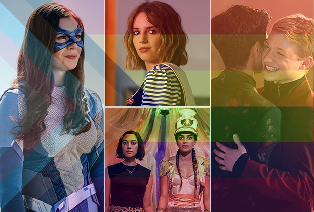 LGBT Pride TV Shows
