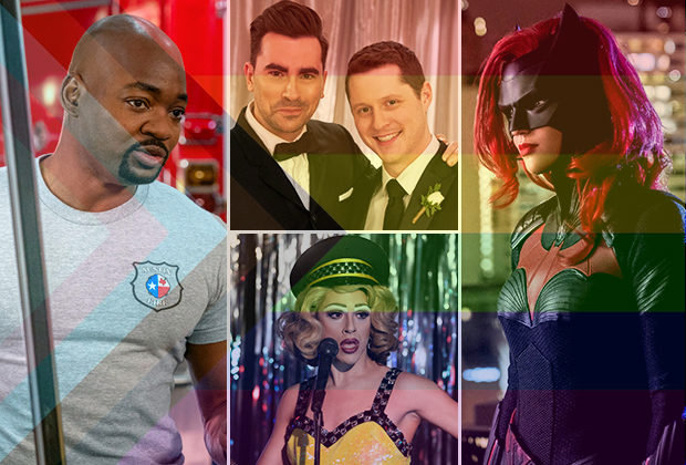 LGBT Pride TV Shows