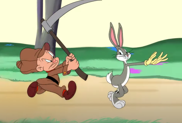 Looney Tunes Cartoons - No Guns