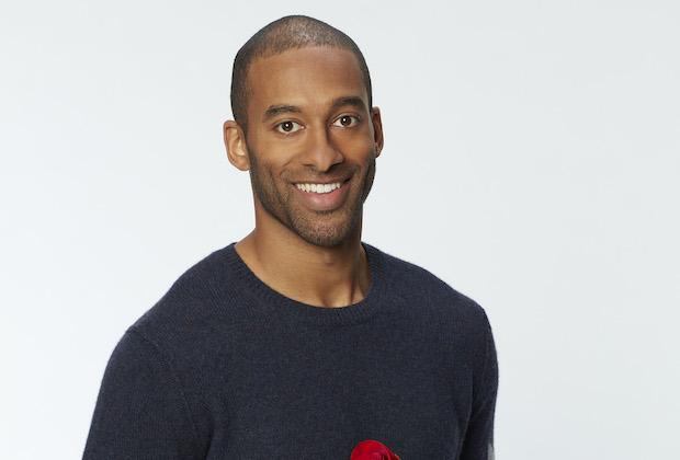 Black Bachelor matt James