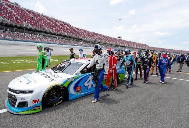 NASCAR Bubba Wallace Noose