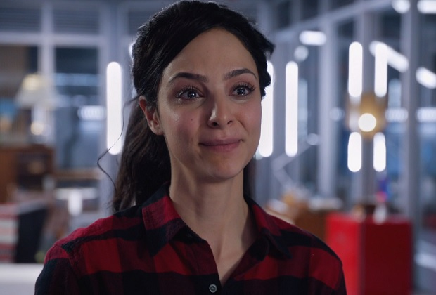 Tala Ashe Legends of Tomorrow