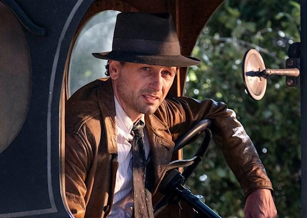 Perry Mason HBO Premiere Matthew Rhys