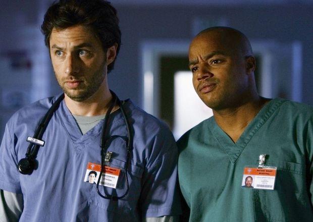 Scrubs Blackface Episodes Removed Hulu