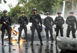 SWAT george Floyd Police