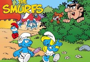 The Smurfs Reboot Series ORder Nickelodeon