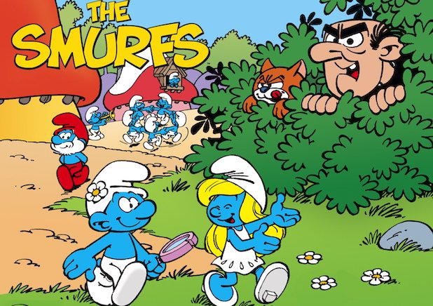 The Smurfs Reboot Gets Series Order At Nickelodeon Tvline