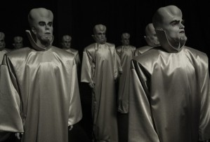 The Twilight Zone Season 2 Aliens