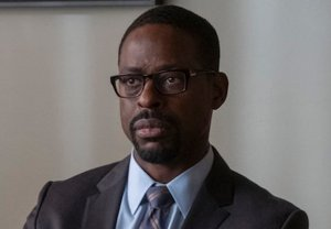 This Is Us Season 5 Sterling K Brown Interview Randall Past