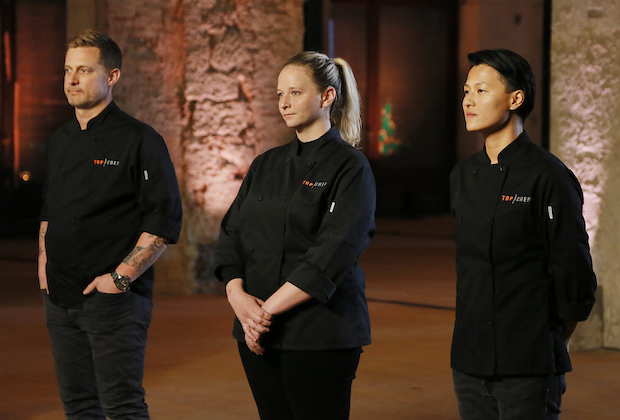 Top Chef Season 17 Finale