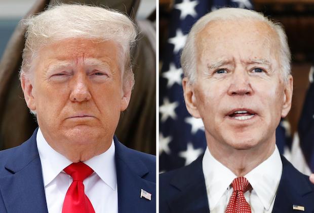 Trump & Biden