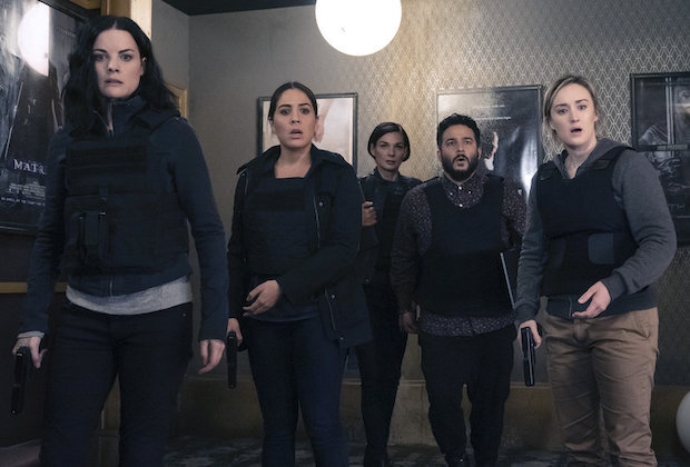 Blindspot Hackers Spinoff