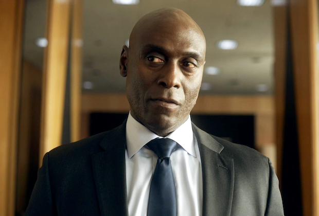 Lance Reddick in 'Corporate' Season 3