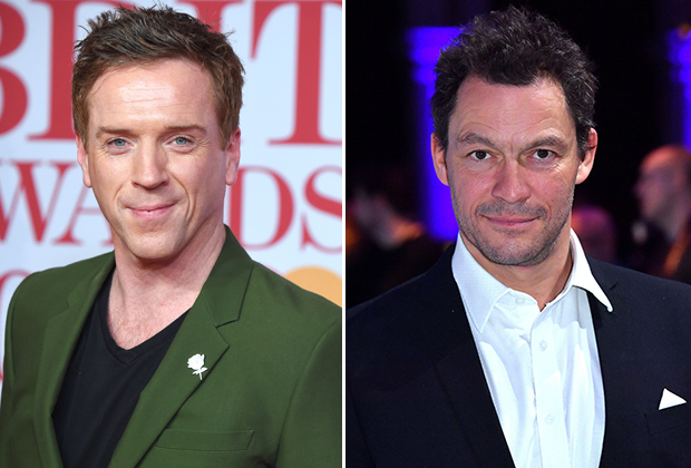 Damian Lewis Dominic West Series