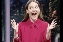Drew Barrymore Interviews Her E.T.-Era Self in New Talk Show's First Promo
