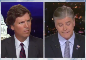 Fox News Hannity Carlson Feud