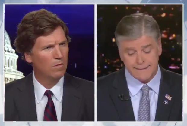 Fox News Hannity Carlson Feud