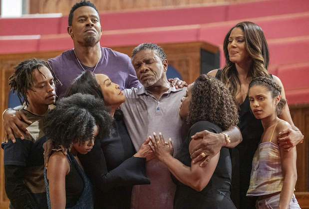 greenleaf recap season 5 episode 7 bishop james dies