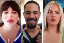 Happy Endings Cast Reunites for Zoom Reading of All-New Episode — Watch