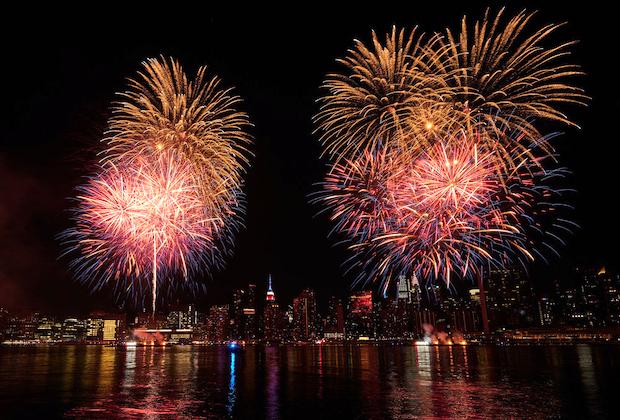 Macy's Fireworks 2020