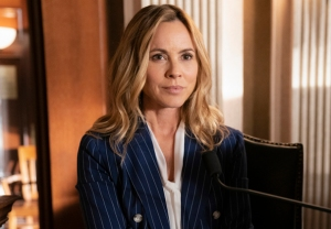 Maria Bello Quits NCIS