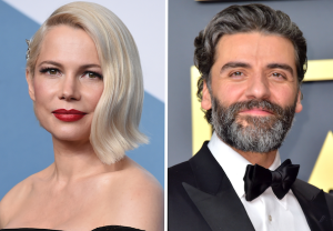 Michelle Williams Oscar Isaac Scenes From a Marriage