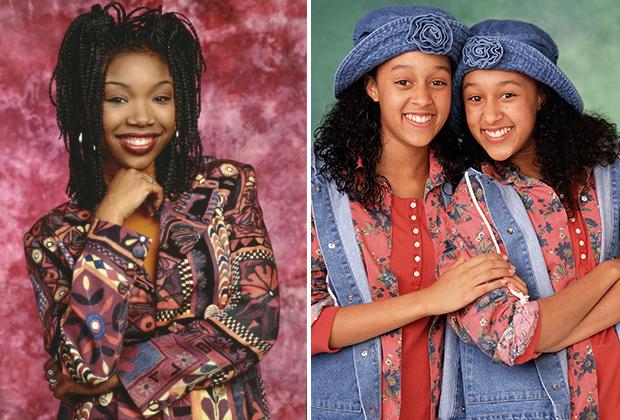 Moesha and Sister Sister on Netflix