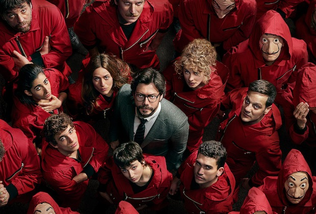 Money Heist Cancelled