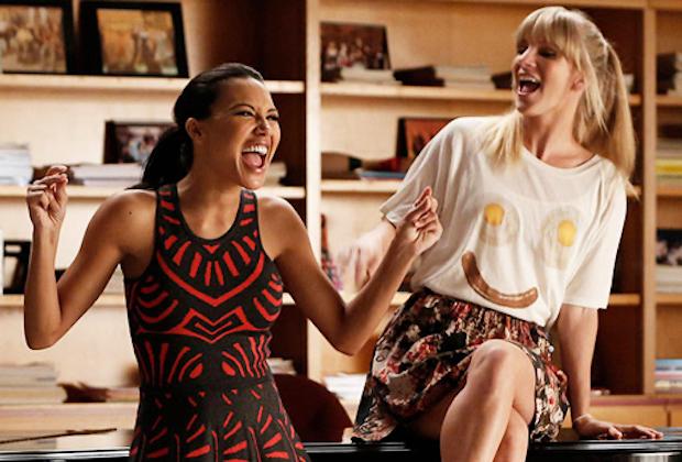 Naya Rivera Dead: Heather Morris Statement — Glee's Santana & Brittany | TVLine